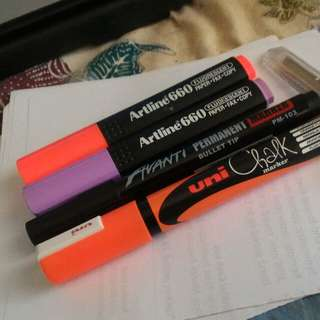 Assorted Art Pens