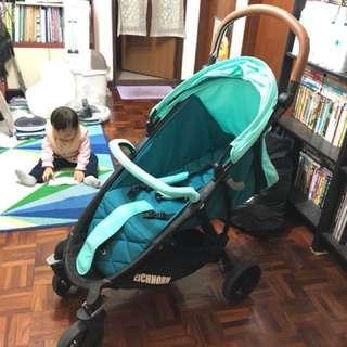 EICHHORN   Tulip手推車-德國嬰兒秒收直立摺疊手推車