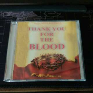 BN Joyce Meyer - Thank You for your Blood CD