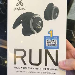 Jaybird Run - True wireless sport headohones