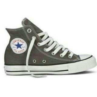 Kids converse highcut