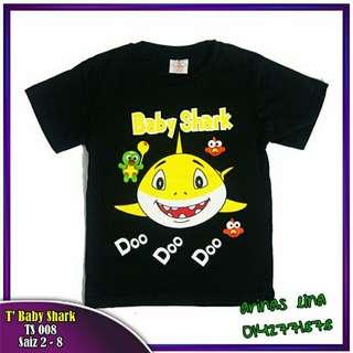 T-shirt baby shark