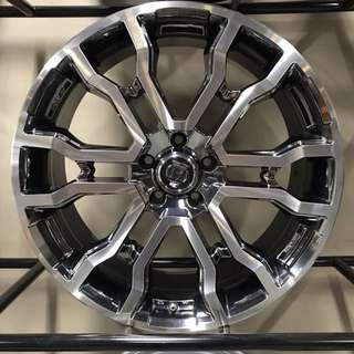 RAYS HFULLCROSS Wheels.