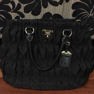 Prada Nylon Handbag - CNY PROMO