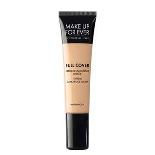 Make Up For Ever (MUFE) Full Cover Concealer in #6 Ivory