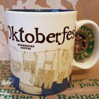 Starbucks Oktoberfest v5 icon mug