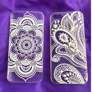 Iphone 5s Mandala case