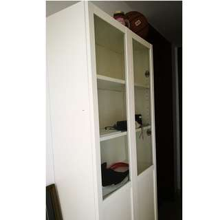 Ikea Bookcase Display Cabinet