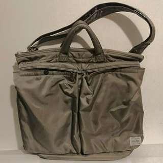 🈹Stussy × Porter Helmet Bag