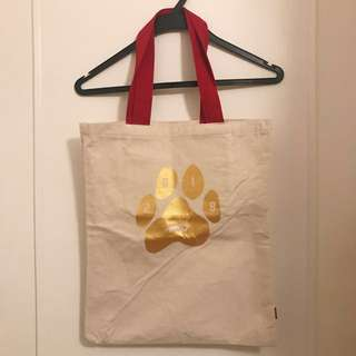 LEVIS Chinese New Year Limited Edition Tote Bag 2018狗年限量輕便袋
