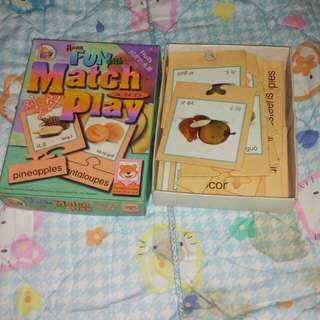 Match and play