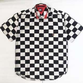Tommy Hilfiger Checkered Shirt (Vintage)