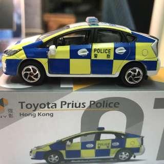 警察巡邏車(豐田第三代Prius )