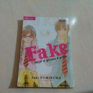 Fake secret of princess & prince