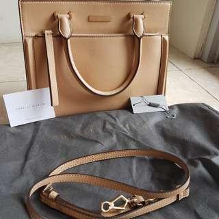 Charles n Keith Hand bag /Sling bag