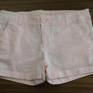 BN Fox pink shorts (Sz 16, 153-160cm)