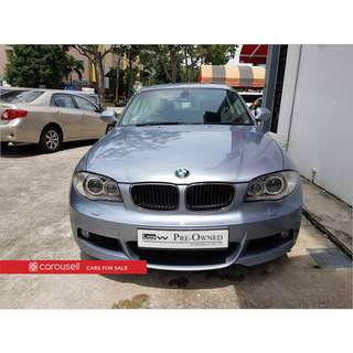 BMW 1 Series 125i Coupe