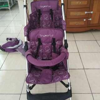 Stroller twins