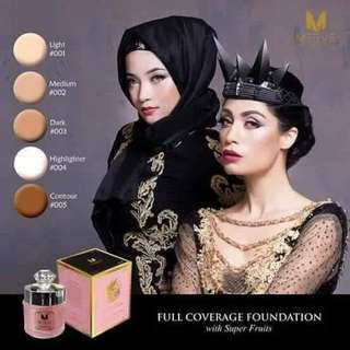 Merve Full Coverage Foundation