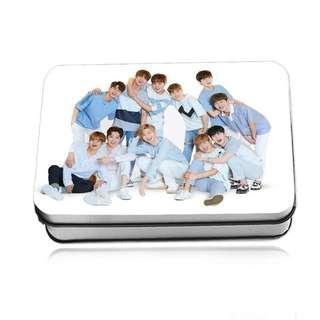 [PREORDER] Wanna One Polaroid with Tin Case