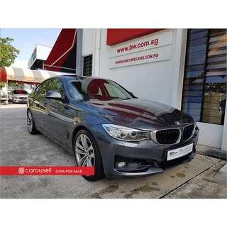 BMW 3 Series 335i Gran Turismo