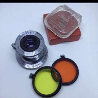 Leica Elmar 50mm 3.5