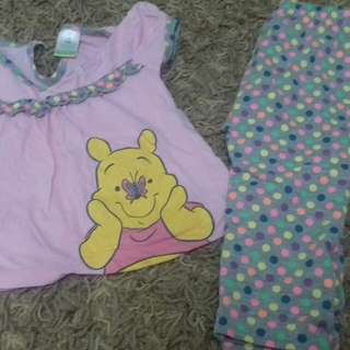 Set Disney suit baby girl