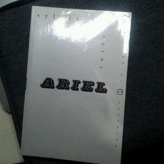 Ariel by Sylvia Plath (poetry)