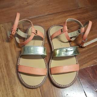 Gingersnaps Sandals