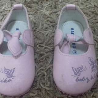 Baby Girl Shoe 1 years
