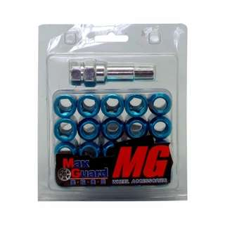 Max Guard Racing Nuts Short M28 12mm x 1.50