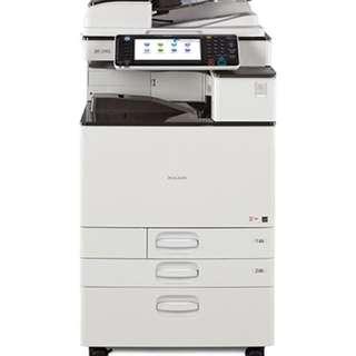 Ricoh MP2503S Color Laser Multifunction Printer