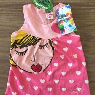 ORIGINAL Desigual Baby Dress