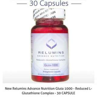 Relumins Advance Nutrition Gluta-1000