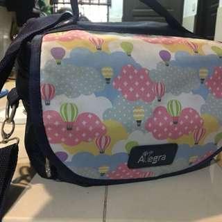 Allegra charlie cooler bag / nursing bag