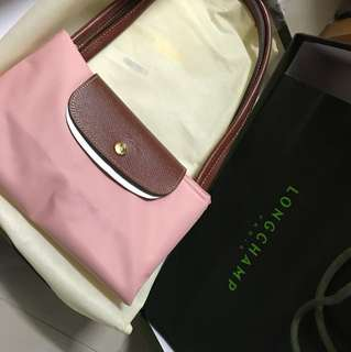 longchamp shopping bag L