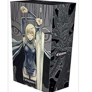 Claymore Complete Box Set: Volumes 1-27 with Premium Paper