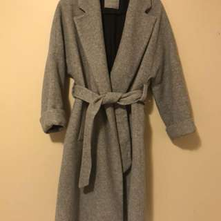 XS Zara Wool Coat