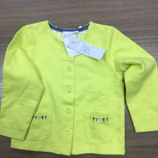 ORIGINAL Cadet Rousselle Yellow kids blouse