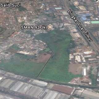 Tanah - Lahan kosong di semper 30ha Zonasi bisa di bantu, surat verpond, japen,