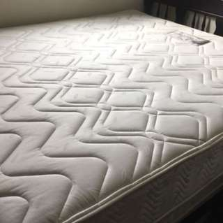 獨立筒5*6.2尺雙人床墊