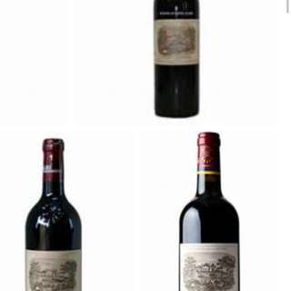 Lafit mouton Bordeaux petrvs ausone  red wine 紅酒全場最平,請進入我怕賣查看