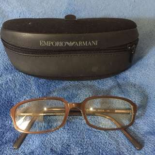 Emporio Armani specs / reading glasses
