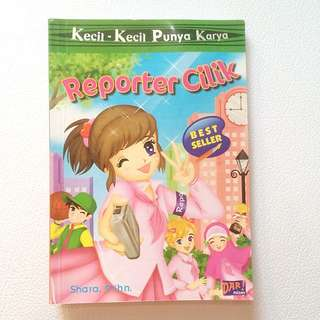 "KKPK Book ""Reporter Cilik"""