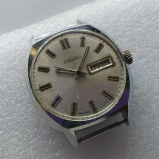 Vintage USSR Raketa Automatic Watches 古董手錶