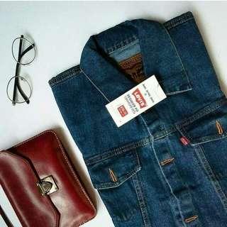 Jaket Jeans Sentwash (Spr premium)