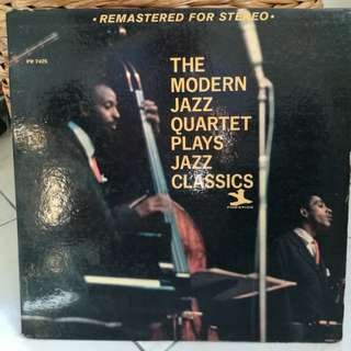 THE MODERN JAZZ QUARTET NM