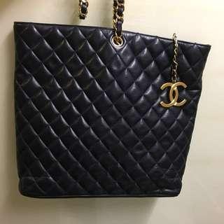 Chanel vintage single chain