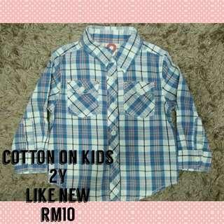 2y cotton on kids