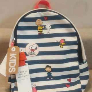 Cotton On Snoopy Backpack